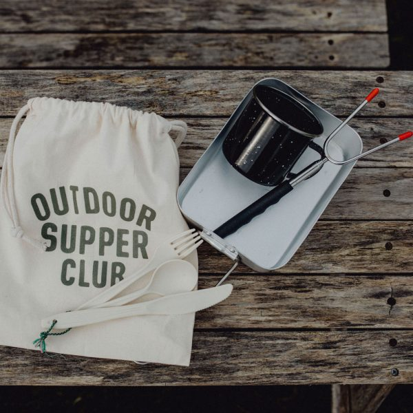 Outdoor Supper Club Kit