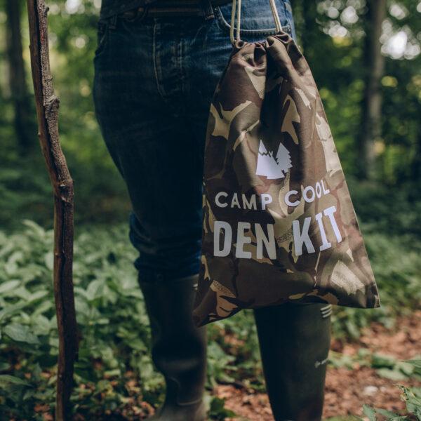 Camp Cool Den Kit