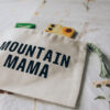 MOUNTAIN MAMA zip kit pouch